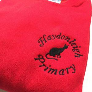 Haydonleigh Sweatshirt – Adult Sizes