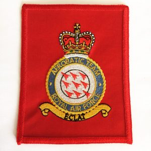 Red Arrows Crest Badge