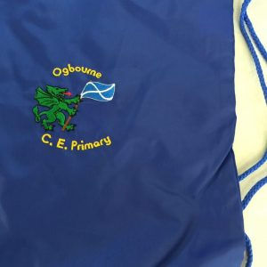 Ogbourne St George Gym Bag