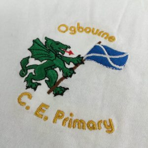 Ogbourne St George PE T-Shirt