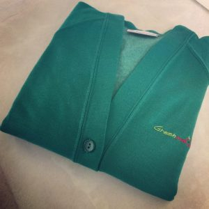 Greenmeadow Sweat Cardigan – Junior Sizes