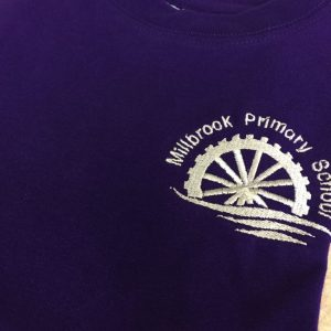 Millbrook PE T-Shirt – Junior Sizes