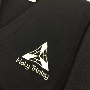 Holy Trinity Sweat Cardigan