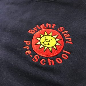 Bright Start Pre-School Sweatshirt