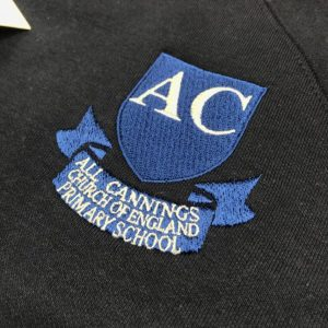 All Cannings Junior Raglan Sweatshirt