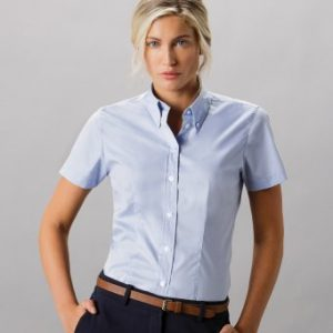 Cross Manufacturing Ladies Short Sleeve Shirt