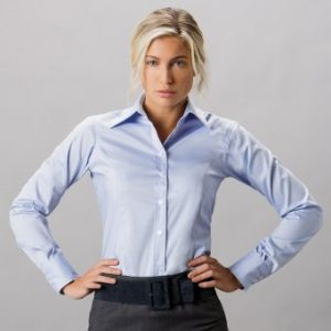 Cross Manufacturing Ladies Long Sleeve Shirt