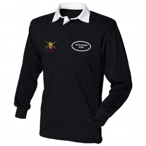 "Army v Navy – ""Army"" Classic Rugby Shirt"