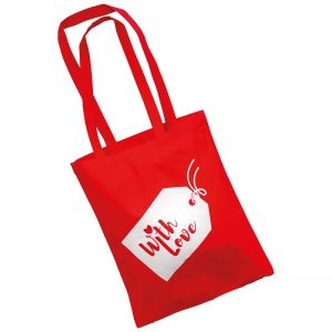 With Love Cotton Eco-Friendly Shopper Bag