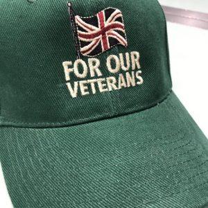 For Our Veterans Baseball Cap