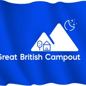 Great British Campout Flag