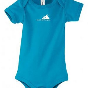 Great British Campout Babygrow