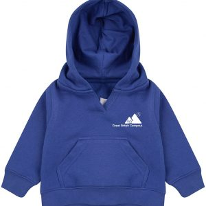 Great British Campout Toddlers Hooded Sweatshirt