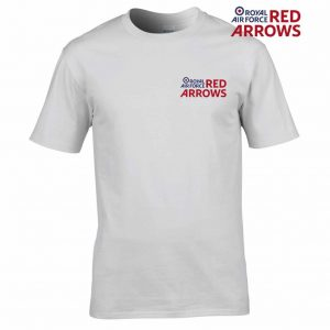 RAF Red Arrows White T-Shirts