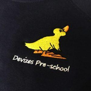 Devizes Pre-School Sweatshirt