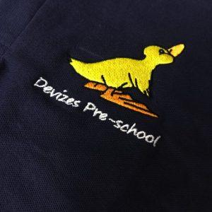Devizes Pre-School Polo