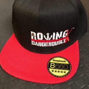 Rowing Dangerously – Snapback Cap