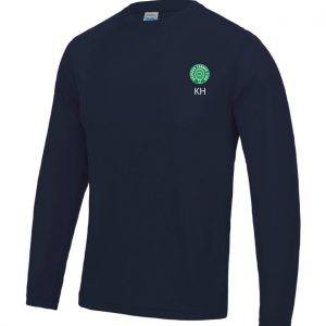 DTC Adult Performance Long-Sleeve T-Shirt