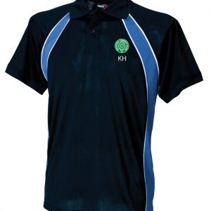 DTC Adult Performance Panel Polo Shirt
