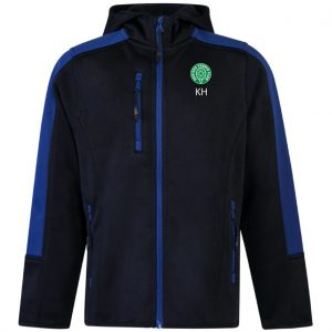 DTC Men's Contrast Active Soft Shell Jacket