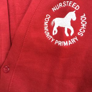 Nursteed Primary Sweat Cardigan