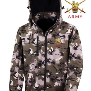 Army Camp Soft Shell Jacket