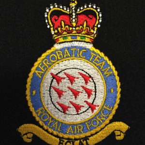 Red Arrows Official Crest Badge