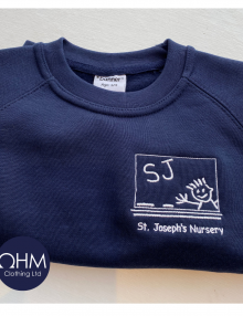 St Joseph's Nursery – Junior Sweatshirt