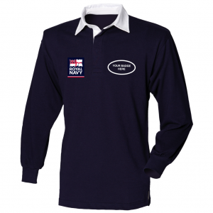 "Army v Navy – ""Navy"" Classic Rugby Shirt"