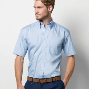 Cross Manufacturing Mens Short Sleeve Shirt