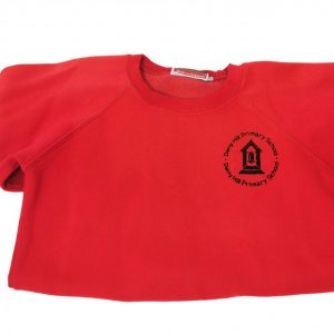 Derry Hill Primary Sweatshirt- With Logo