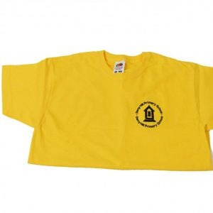 Derry Hill Primary PE T-Shirt – Adult Sizes