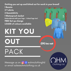 """Kit You Out"" Workwear Bundle"