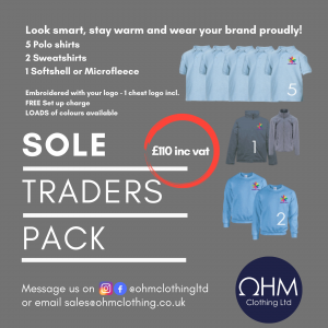 Sole Trader Workwear Bundle (with fleece)
