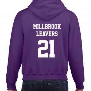 Millbrook Primary Leavers Hoodies – Junior Sizes