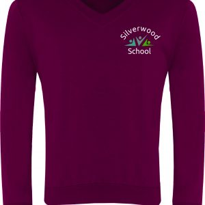 Silverwood Senior V-neck Sweatshirt